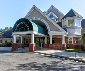 Building, Randolph Village Apartments - Senior Living 62+