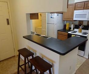Kitchen, Chandler's Wharf