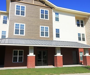 Building, Holleman Crossing Apartments