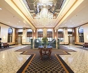 Foyer, Entryway, The Marott