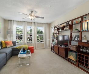 Living Room, The Ashford at Altamonte Springs