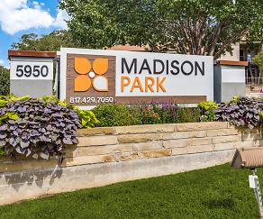 Community Signage, Madison Park