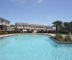 Pool, The Meridian