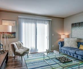 Living Room, Ventana