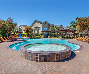 Pool, The Villas at Shadow Creek Apartments