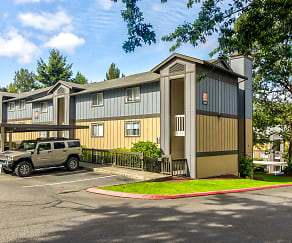 Building, Miramonte Apartments
