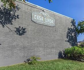 Community Signage, Casa Linda