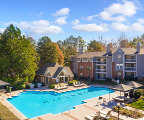 Pool, HillRock Estates
