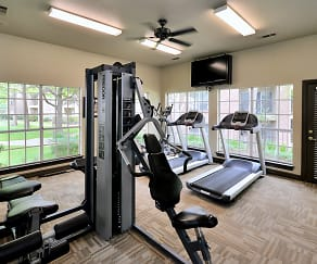 Fitness Weight Room, Creekside at Pear Ridge