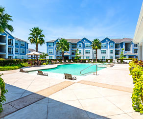 Pool, Generation Grove Apartments