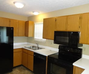 Kitchen, 1632 Tall Meadows Drive