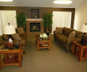 Living Room, Pineview Estates