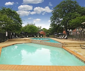 Pool, Centennial Place