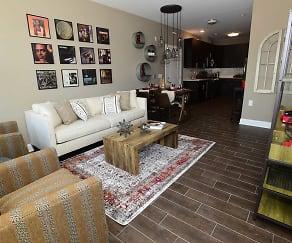 Living Room, Station Village at Avenel