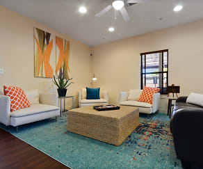 Living Room, The Edge @Bluebonnet Circle