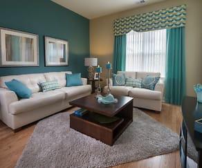 Living Room, Gateway at Carteret