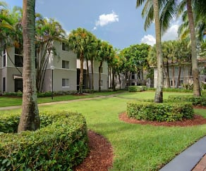 Building, Coconut Palm Club Apartments
