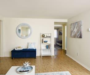 Living Room, Winston Apartments