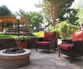 Patio / Deck, Rancho Verde