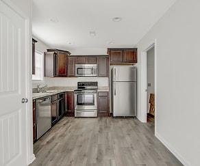Kitchen, Franklin Square