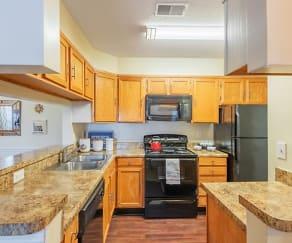 Kitchen, ARIUM North Charleston