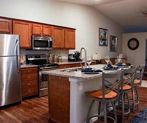 Kitchen, Redwood Sylvania