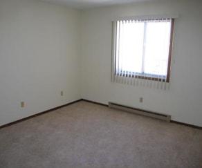 Bedroom, Laurel Place Apartments