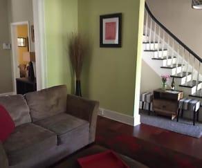 Living Room, 2215 Clarkson St