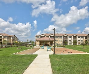Recreation Area, Mariposa Apartment Homes at Clear Creek (Senior Living 55+)