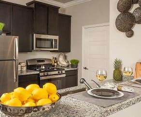 Kitchen, Portofino at ChampionsGate