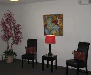 Interior, Bickford Square Apartments