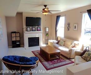 Living Room, 8658 Magnolia Way