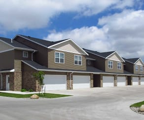 Building, Shadow Wood Townhomes