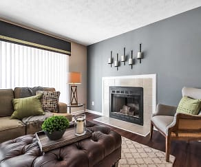Living Room, Mallard Lakes