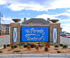 Community Signage, The Pointe at Bentonville