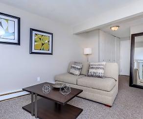 Living Room, Autumn Ridge Studio