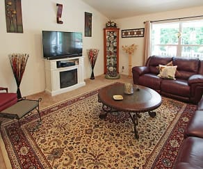 Living Room, Saratoga Heritage