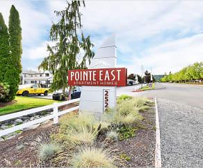 Community Signage, Pointe East