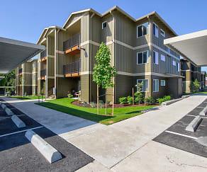 Building, Chehalem Pointe Apartments