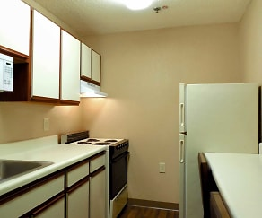 Kitchen, Furnished Studio - Madison - Old Sauk Rd.