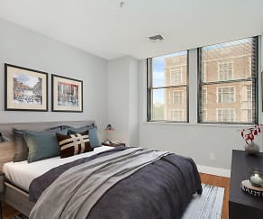 Bedroom, The Lofts