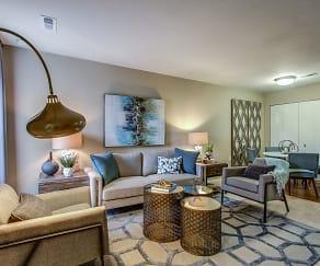 Living Room, The Park at Sagebrush Circle
