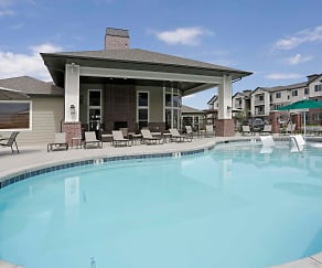 Pool, The Fields at Timpanogos Apts.