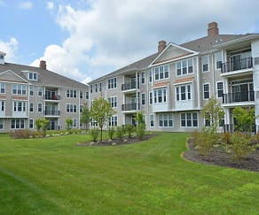 Landscaping, Marlton Gateway Apartments
