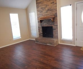 Living Room, 2046 Embassy Way