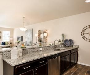 Kitchen, Parkways of Auburn Hills