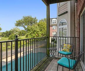 Patio / Deck, Union Hill Place