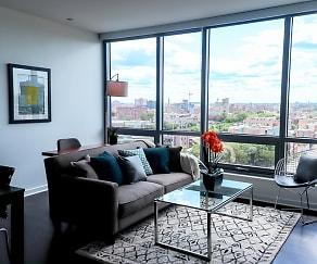 Living Room, Reside on Green Street