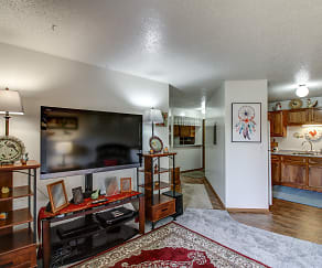 Living Room, Walnut Ridge