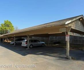 Building, Stonecrest Apartments 4020 S. 130th East Avenue